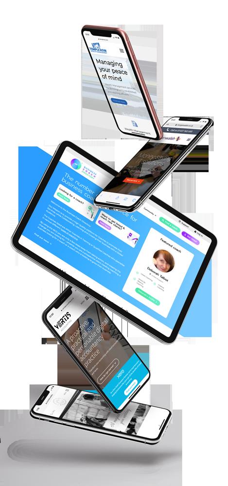 Noble Digital is an Award-winning, user-focused website design agency building bespoke solutions in WordPress
